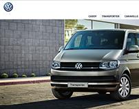Volkswagen Transporter Campaign