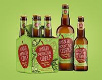Cobbler Mountain Cider Packaging