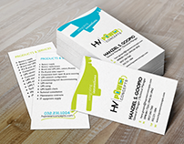 HV Power Concepts Branding and Website Design