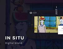 In Situ — Digital Brand.