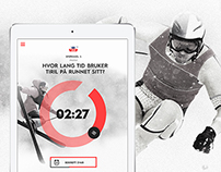 TINE - Olympic second screen app