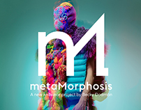 Fashion project branding 'metaMorphosis'