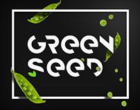 Green Seed — logo & brand identity design