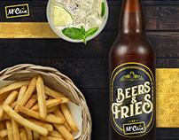 Beers & Fries - Evento