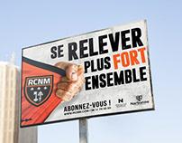 RCNM : Campagne, Site Web, Conseil & Design annuel