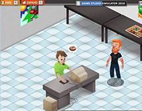 Game Studio Simulator 2015 (game jam)