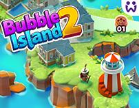 Bubble Island 2 - Maps