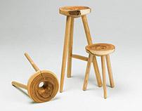 NASA – stools