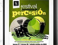 Festival Internacional de Percusión