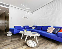Apartment in Gdynia by Meindesign