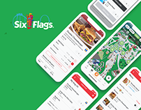 SixFlags | Official Mobile App