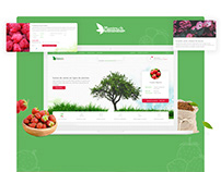 Web site for the sale of plants and seeds