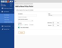 Segpay Merchant Portal
