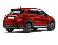 Fiat Argo Crossover Concept