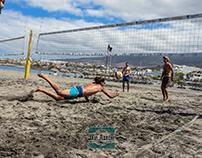 Voley Playa en Las Torviscas 08 05 2021
