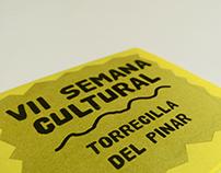 VII SEMANA CULTURAL | Torrecilla del Pinar