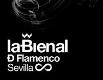 Poster Design - La bienal de Flamenco