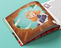 Alice in wonderland: book illustrations