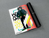 KENZO. Magazine