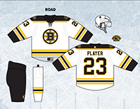 NHL Uniform Concepts