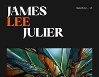 James Lee Julier ― ©2021