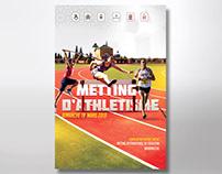 Meeting of athletics