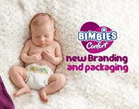 Bimbies New branding and Packaging
