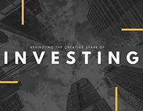 Creativity in Investing | Raudline Etienne