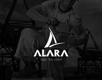 Alara Yapı Website