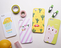 Illustration Iphone Case