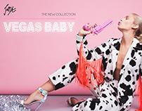 Jade Clark & ASOS Marketplace | 'Vegas Baby' Promos