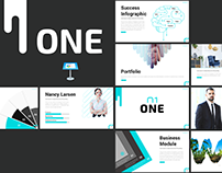 ONE Keynote Template