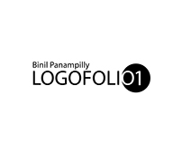 Binil Panampilly logofolio 1