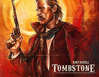 Tombstone Film Poster