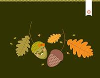 Bonheurs d'automne