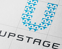 Logo design for Upstage