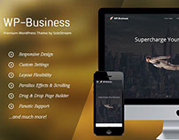 WP Business Responsive Multipurpose Theme