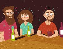 Lab Project // Illustrations