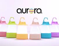 AURORA CAMPING LIGHT
