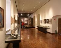 "Art exhibitions ""Museo Regional de Guadalajara"""