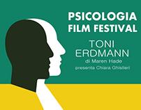 illustration for Psicologia film festival