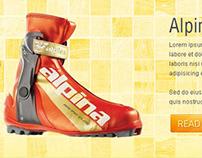 Nordic Skater- Custom eCommerce Site