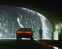 Rain tunnel