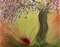 Cherry Blossom Tree of Mine...