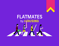 Flatmates by Housing