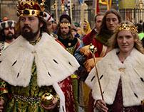 Carlos IV y Praga
