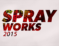 Spray works collection