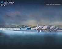 My Graduation Project (Ain Sokhna Port)