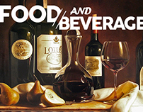 Food and Beverages Brochue
