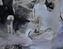"""""""tartozás tihanyi művésztelep címmel""""    2015"""